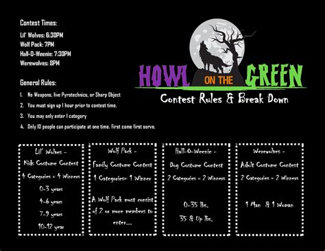 Duluth Howl on the Green October 30th