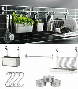 les meilleurs accessoires pour une credence fonctionnelle With barre de credence pour cuisine