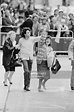 Gerry Conlon, one of the 'Guildford Four' leaves the Old ...