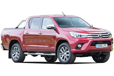 toyota pick up toyota hilux pickup review carbuyer