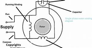 Single Phase Motor Winding Resistance