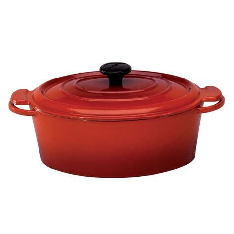 cuisine cocotte nomar cocotte ovale 27 cm bocuse mains libres