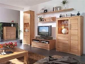 Tv Möbel Buche Massiv : wohnzimmerm bel massivholz ~ Bigdaddyawards.com Haus und Dekorationen