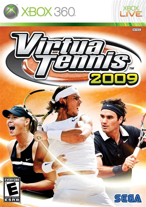 Virtua tennis 3 is another in sega's super hit tennis franchise. Virtua Tennis 2009 - Xbox 360   Review Any Game
