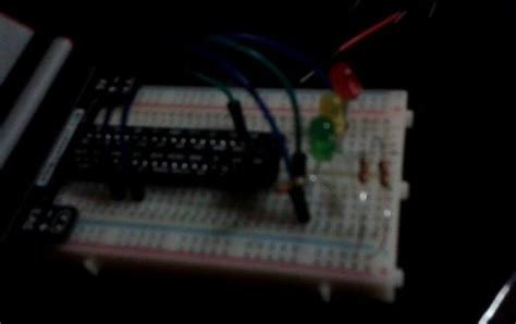 Help With Electronic Circuit Why Does The Led Turn