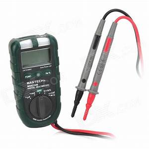 Utilisation D Un Multimètre Digital : multimetre lifedom ms8232b goulotte protection cable exterieur ~ Gottalentnigeria.com Avis de Voitures