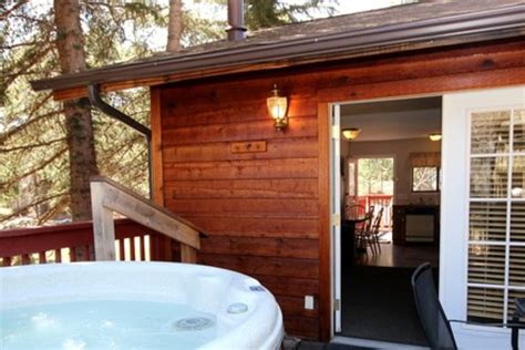 cabin rentals in colorado with tubs luxury cing with tubs glinghub