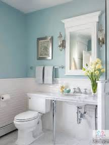 10 affordable colors for small bathrooms decorationy - Small Bathroom Wall Color Ideas