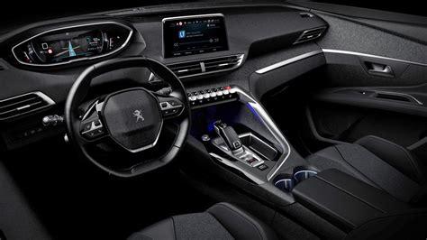 A peek inside the new Peugeot 3008   Top Gear