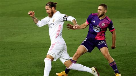 Liga: le Real Madrid assure face à Valladolid grâce à ...