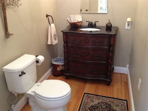 Pinterest Half Bathroom Design Ideas