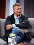 """Austrian actor Karlheinz Boehm on """"Wetten, dass..?"""" tv ..."""