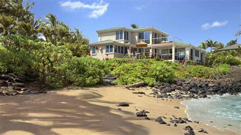 Beach House : Sandy Beach House-kauai Vacation Rentals