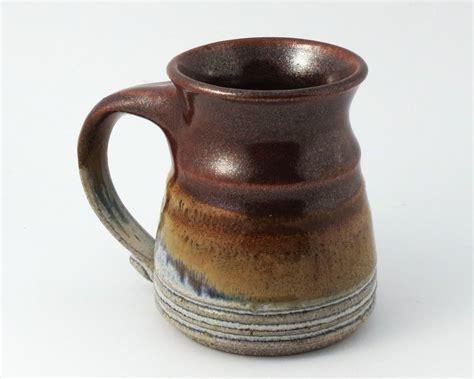Stoneware Mug 10 Oz. Coffee Cup Pottery Mug Tea Cup