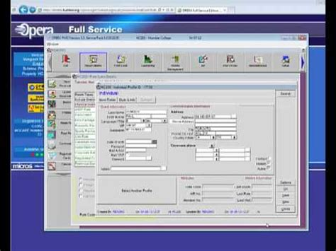 Micros Opera Help Desk by Opera Reservation