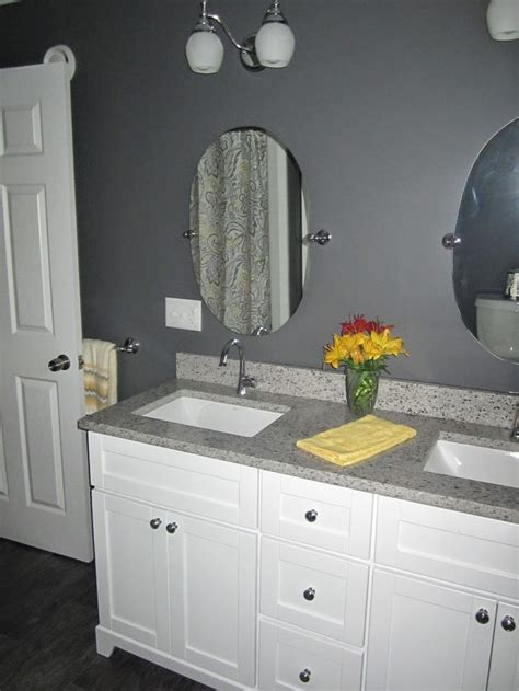bathroom decorating ideas bathroom reno the big reveal with before and after