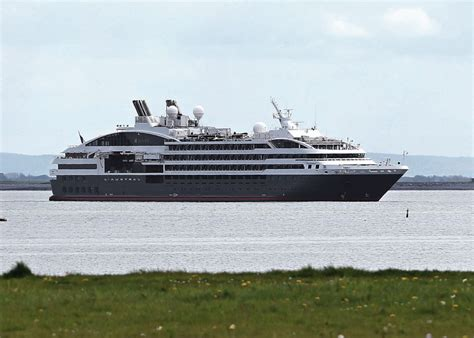 First Of Seven Cruise Ships Arrives In Galway - Connacht ...