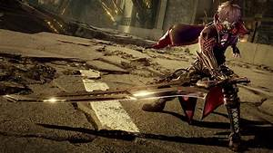 Heres A Look At Code Vein Bandai Namcos New Anime