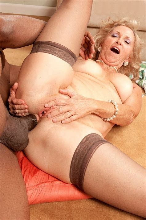 Mature British Stocking Milf