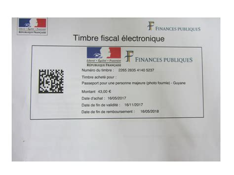 bureau de tabac timbre fiscal prix timbre fiscaux passeport mineur