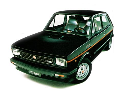 Fiat Dictionary by 1978 Fiat 127 Sport