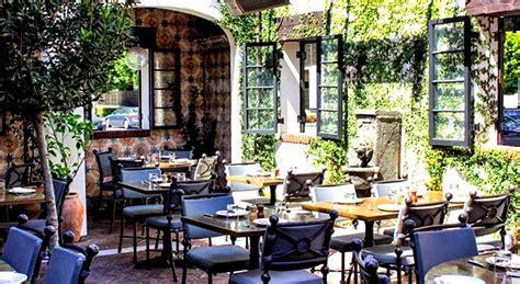 patio cafe design 10 best restaurants for foodies in los angeles