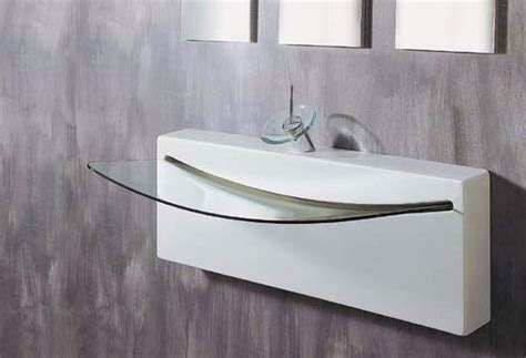 Ultra Modern Bathroom Sinks by Bathroom 101 Materials Used To Make Sinks Hometriangle