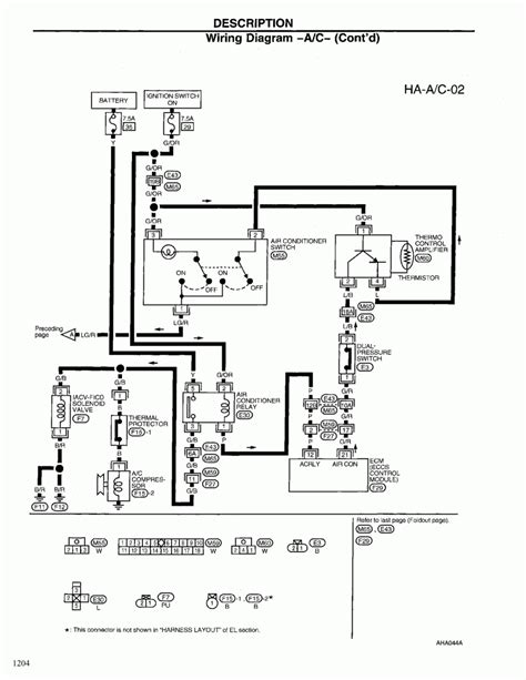 2001 nissan frontier transmission wiring wiring library