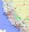 TopOveralls: map of california - photos