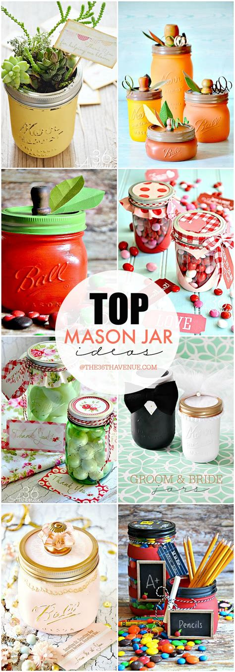Mason Jars Handmade Gift Idea My Decor Home Decor Ideas Home Decorators Catalog Best Ideas of Home Decor and Design [homedecoratorscatalog.us]