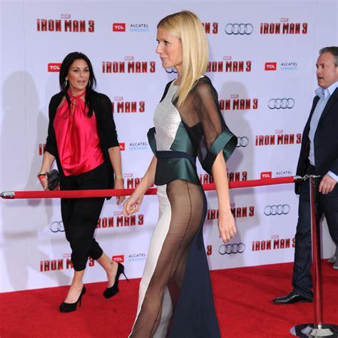 gwyneth paltrow sa robe transparente d 251 224 des probl 232 mes de rasoir actu