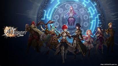Alchemist Code Dare Tame Ga Anime Pre