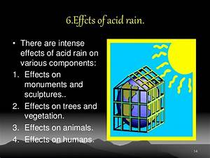 Acidity Of Clouds  Acid Rain