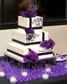 purple wedding cake purple cake thumbnail exclusively weddings wedding ideas and more