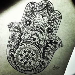 107 best HAMSA TATTOO IDEAS images on Pinterest | Hamsa ...