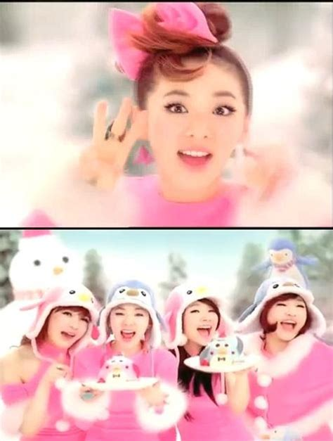 2ne1 in baskin robbins commercial mind relaxing ideas