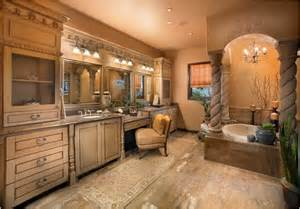 tuscan style bathroom ideas what do you think of this 38 luxury tuscan bathroom design gallery the home touches