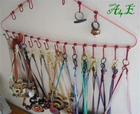 fabriquer porte collier