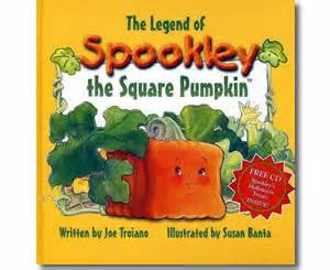 Pumpkin Books For Preschoolers by Kids Halloween Books The Legend Of Spookley The Square