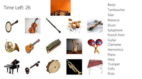 Like any other community it has few ground rules: Music Instruments Names - Cliparts.co