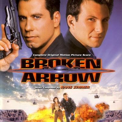 Broken Arrow Soundtrack (expanded By Hans Zimmer