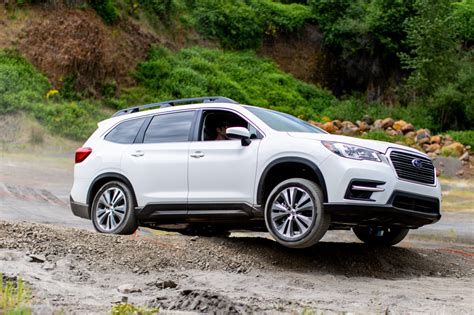 Subaru Ascent Review by 2019 Subaru Ascent Review Vw S Enthusiast Push Tesla
