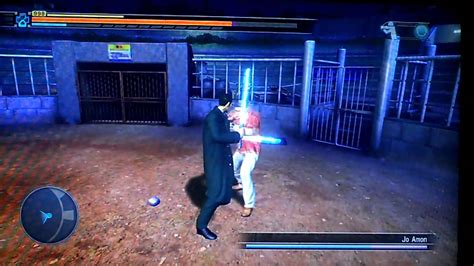 yakuza  jo amon fight extra hard youtube