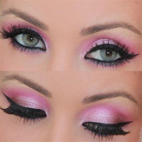 Art Eyes False Lashes Girl Makeup Image  On Favim Com