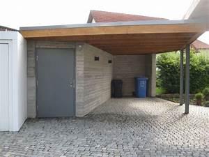 Aluminium Carport Mit Abstellraum : herstellung carport mit abstellraum busch bauunternehmen ~ Markanthonyermac.com Haus und Dekorationen