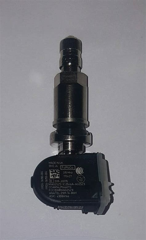 tpms sensor set    ford mustang