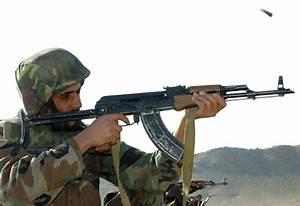 Kalashnikov AKMS (AKM-S) Assault Rifle - Soviet Union