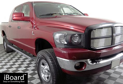 06 Dodge Ram 1500 Mega Cab by Iboard Running Boards 4 Quot Fit 06 08 Dodge Ram 1500 2500