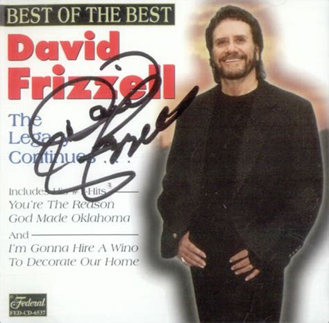 David Frizzell Records, LPs, Vinyl and CDs MusicStack