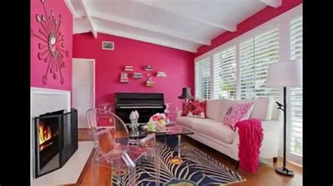 Living Room Color Pink by Pink Rooms Interior Paint Colors For Higher Enjoyment Of